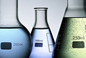 Chemical products for water treatment